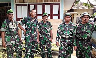 """Barisan """"Tentara Tukang"""" Yang Berjibaku Rehab 22 RTLH"""