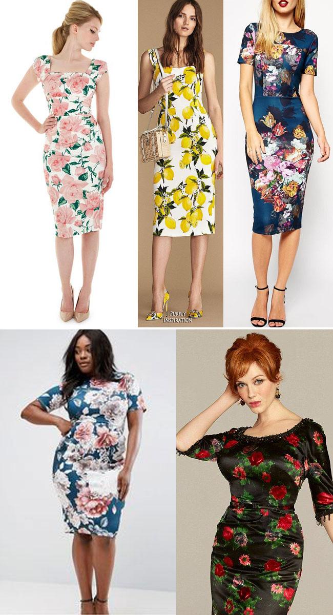 Inspiration for making the Etta dress
