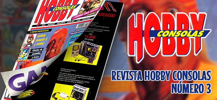 Revista Hobby Consolas Nº 3 1991