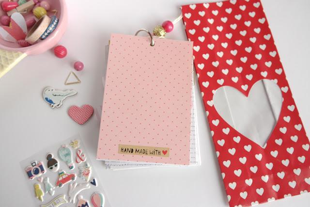 San Valentino 2017 | scrapbooking mini album dettagli11 www.kkushi.com