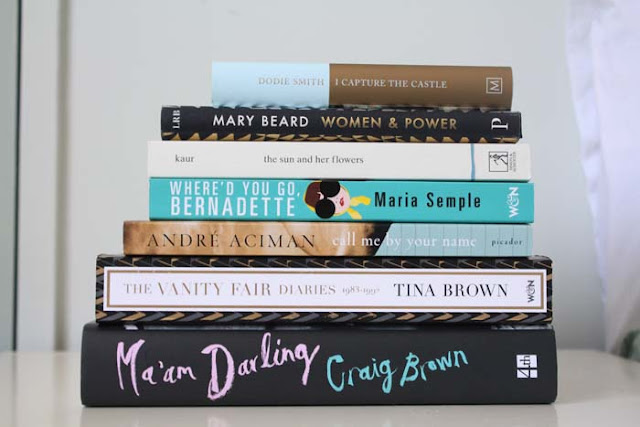 The Summer Book Haul