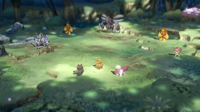 Game Digimon Terbaru Akan Tersedia untuk PS 4 dan PS Vita di 2019!