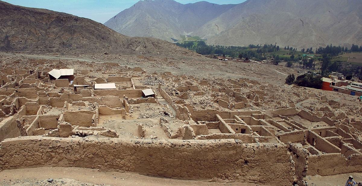 Zona Arqueológica Huaycán de Cieneguilla