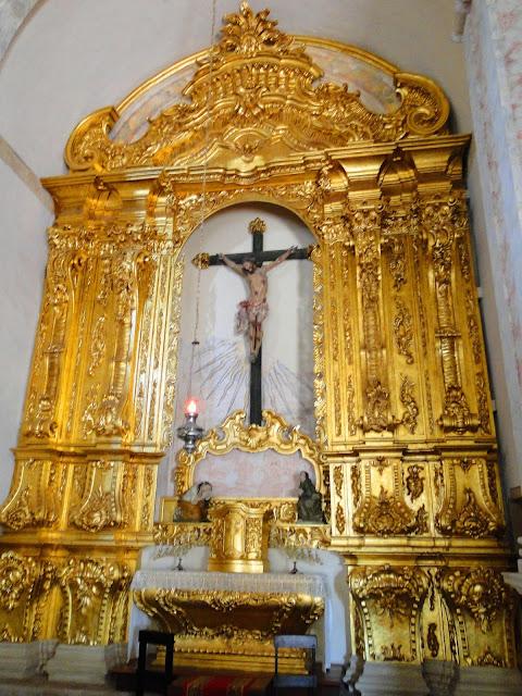 Altar-Mor da Igreja Santo Antonio do Carmo de Olinda/Igreja do Carmo
