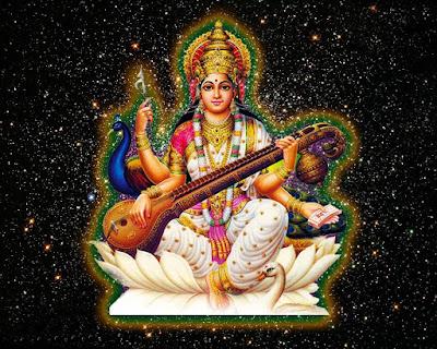 goddess-saraswathi