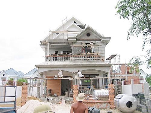 Mượn tuổi xây nhà