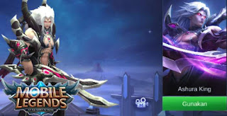 Hero Fighter Tersakit di Mobile Legends