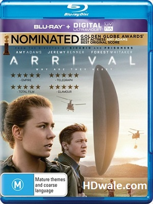 Arrival Full Movie Download (2016) HD 1080p & 720p BluRay