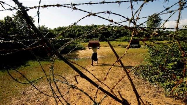 Myanmar laying landmines near Bangladesh border: Sources in Dhaka