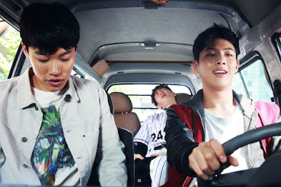 ONE WAY TRIP : Boys Grow Up Unexpectedly