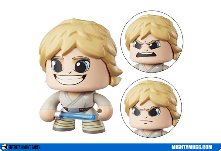 Luke Skywalker Star Wars Mighty Muggs Wave 1 2018
