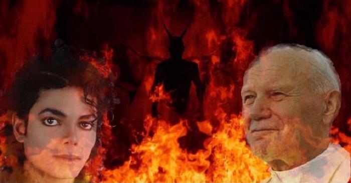 Visitou o Inferno, Voltou e Revelou ver Celebridades Famosas