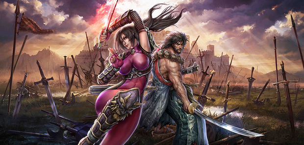 Soulcalibur Lost Swords Launch Trailer