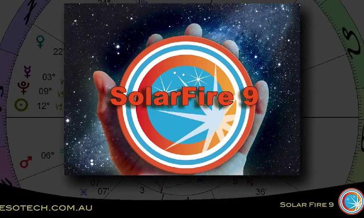 Solar Fire 9 full