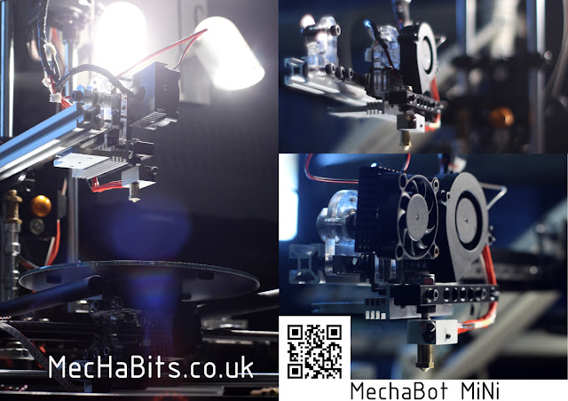 Mechabits Modular 3D Printer Design