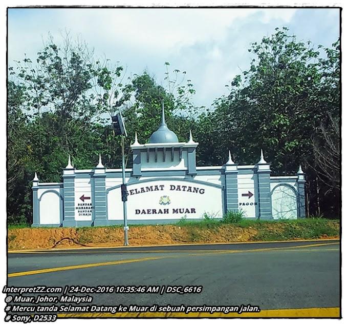 Kenduri Kahwin di Kampung Bagan, Batu Pahat, Johor.