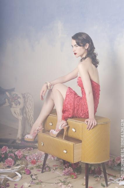 Melanie Scrofano nude