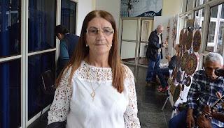 Completando 80 anos no dia da apresentação, dona Ana Gomes não perde uma edição do Cultura de Raiz