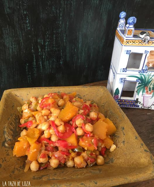 garbanzos-verduras-calabaza