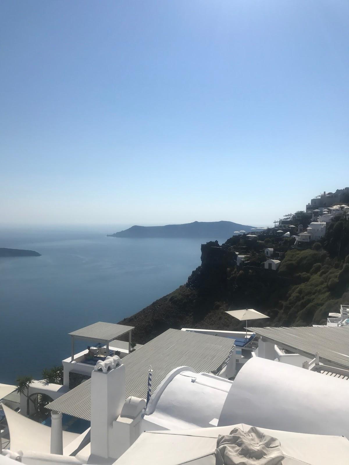 Santorini Resorts