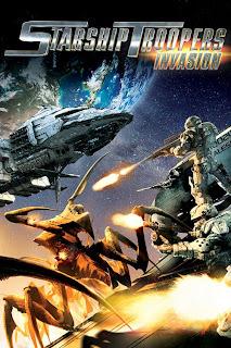 Starship Troopers Invasion สงครามหมื่นขาล่าล้างจักรวาล 4