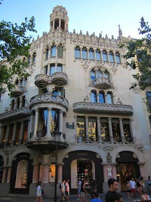 Casa Lleo i Morera in Barcelona
