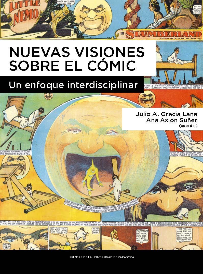 Resultado de imagen para nuevas visiones sobre el cómic un enfoque interdisciplinar