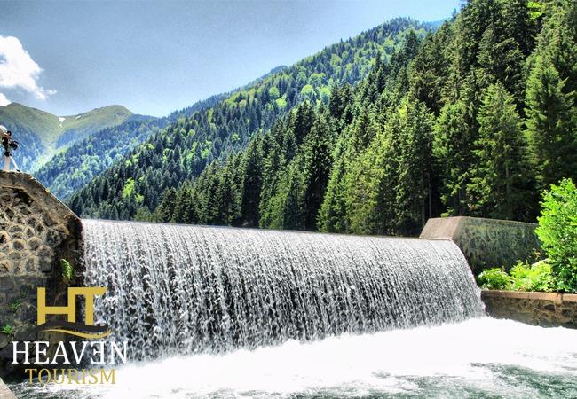 برنامج سياحي الشمال التركي للزوار