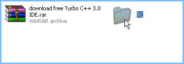 Download Pre-installed Turbo C++ 3.0 IDE Free RAR File 4shared.com