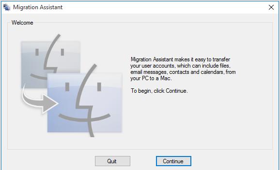 Cara Mudah Mentransfer Data Dari Windows Ke Mac 1