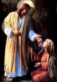 Resultado de imagem para jesus teve piedade da filha da mulher