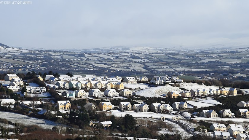 Letterkenny after a Snow Spell
