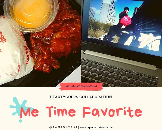 ME TIME FAVORITE: Berburu Kuliner + Shopping + K-Pop Time!!