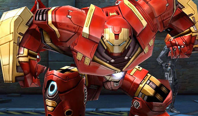 Hulkbuster karakter combat terkuat di Marvel Future Fight