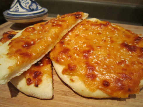 look no more impressive than miniature pizzas without the pepperoni Lebanese Cheese Pies – Fatayer bi Jeban Recipe