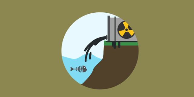 selamatkan air bersih dari pencemar anorganik dan radioaktif
