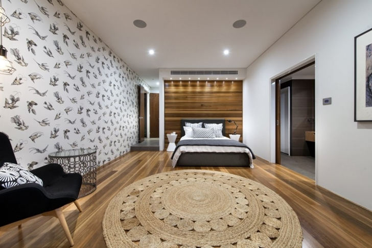 Large bedroom in The Warehaus by Residential Attitudes