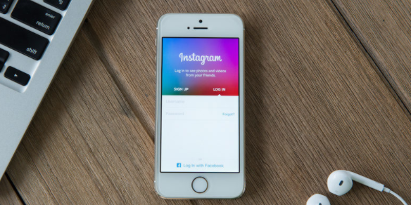 How to login to instagram using facebook account