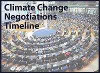 Delegates at the UN conference on climate change in 2015. Donald Trump promised to 'cancel' the Paris deal during the presidential campaign (Credit: © AFP) Click to Enlarge.