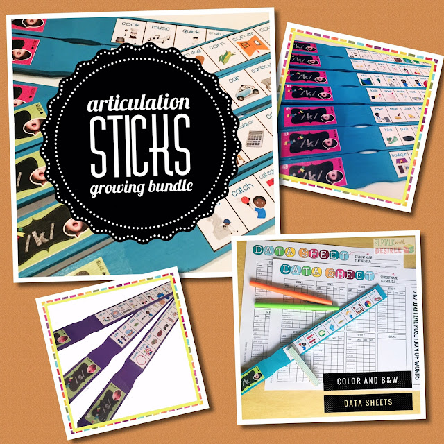 Articulation Sticks