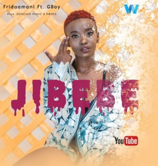 Frida Amani Ft Gboy - Jibebe