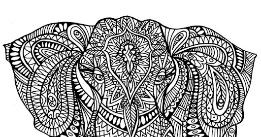 Adult Colouring Pages Free to Download