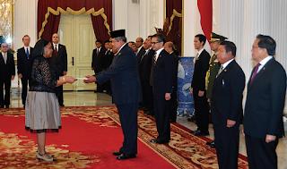Pengertian Perwakilan Diplomatik