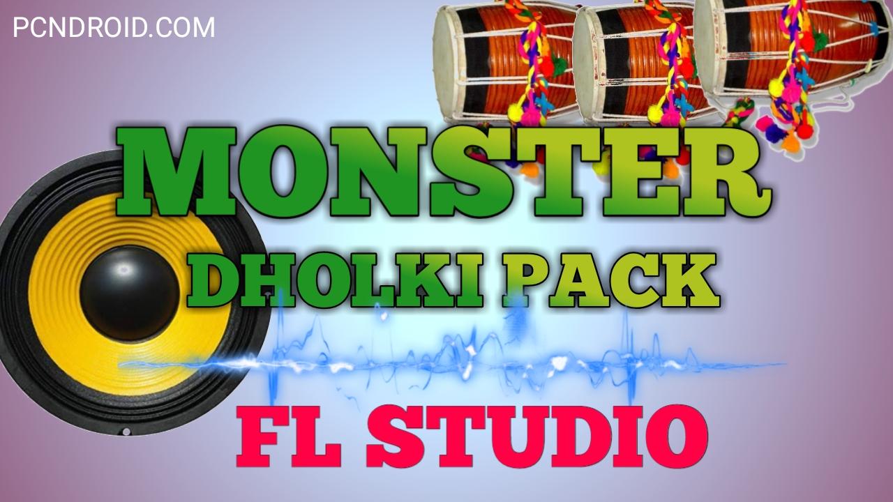 fl studio dholki beat pack download