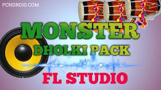 dholki pack, dholki loops