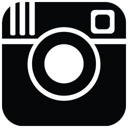 logo ig hitam putih
