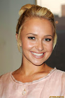 Hayden Panettiere Sirius XM Satellite Radio Network in NYC