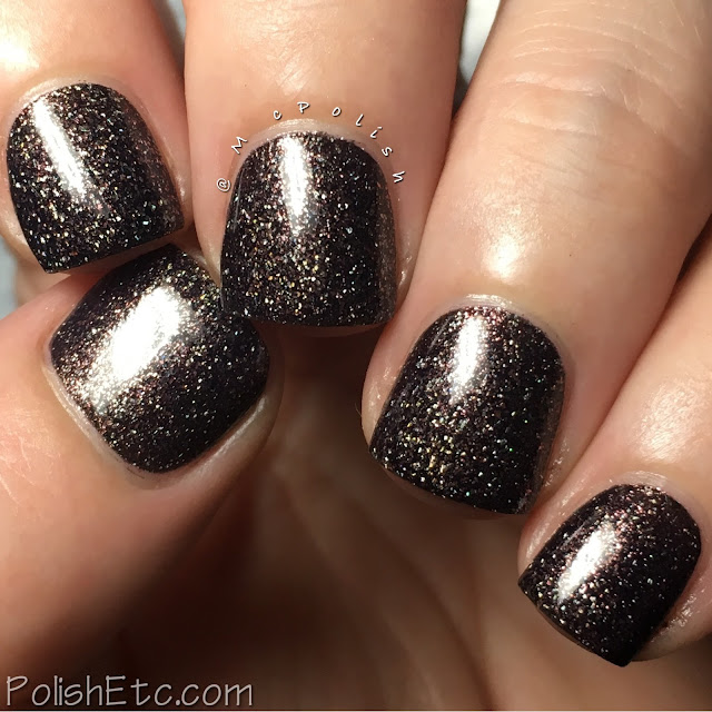 Pahlish - Orphan Black Duo - McPolish - Leda