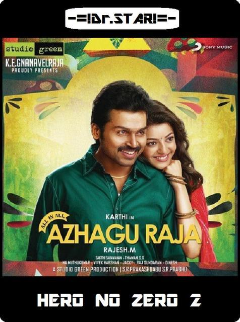 All in All Azhagu Raja (2013) UNCUT 250mb Hindi Dubbed Dual Audio (Hindi – Tamil) HDRip HEVC MKV