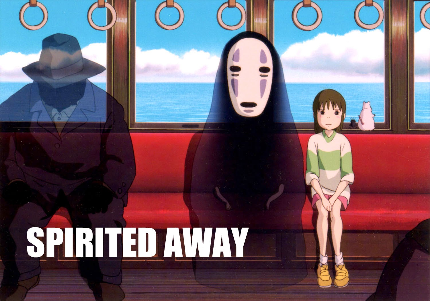 One Summer's Day Spirited Away